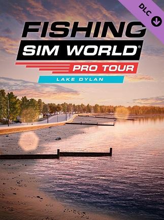 Fishing Sim World®: Pro Tour - Lake Dylan (PC) - Steam Key - GLOBAL