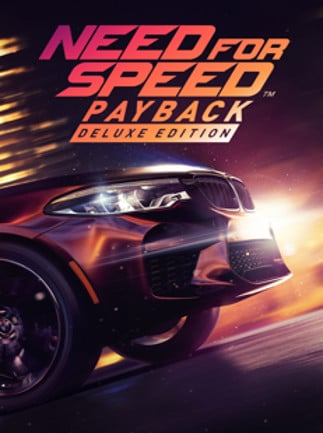 Need For Speed Payback Deluxe Edition Xbox Live Xbox One Key