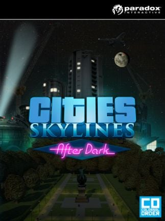 Cities: Skylines After Dark Steam Key GLOBAL - box