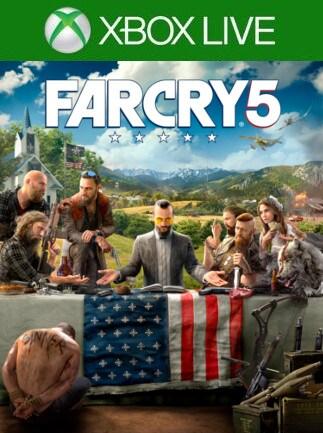 Far Cry 5 XBOX LIVE Key GLOBAL - G2A COM