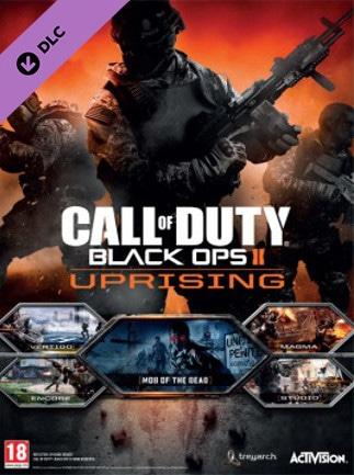 Call of Duty: Black Ops II - Uprising Key PSN EUROPE - G2A COM