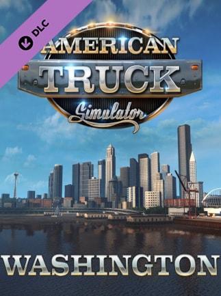 American Truck Simulator - Washington Steam Gift GLOBAL