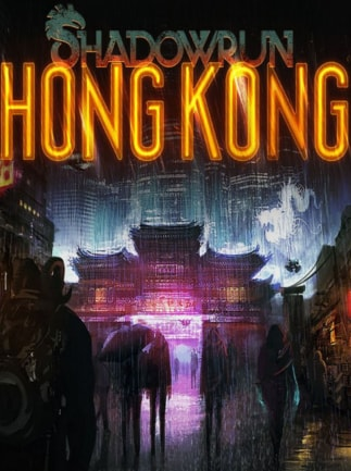 Shadowrun: Hong Kong - Extended Edition Steam Key GLOBAL - box