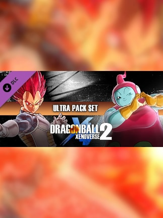 DRAGON BALL XENOVERSE 2 - Ultra Pack Set Steam Key RU/CIS
