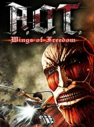 Attack On Titan Wings Of Freedom Pc Buy Steam Game Key