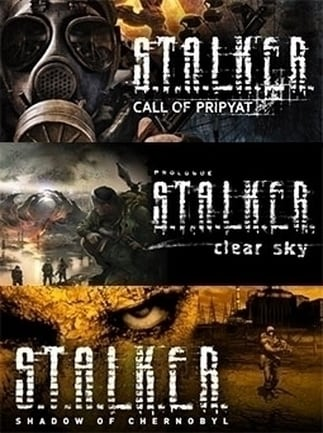 S.T.A.L.K.E.R.: Bundle GOG.COM Key GLOBAL
