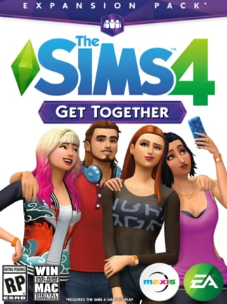 The Sims 4: Get Together Origin Key GLOBAL