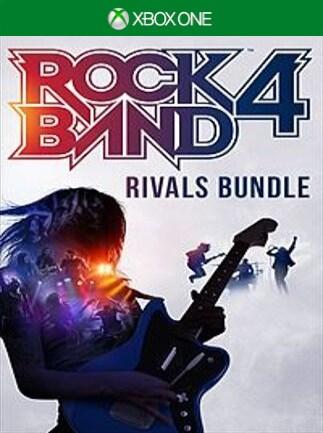 Rock Band 4 Rivals Bundle XBOX LIVE Key XBOX ONE
