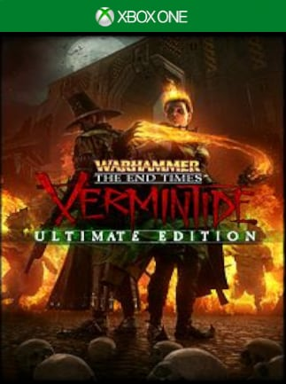 Warhammer Vermintide - Ultimate Edition XBOX LIVE Key XBOX ONE EUROPE -  G2A COM