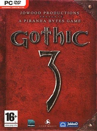 Gothic 3 Steam Key GLOBAL - okładka