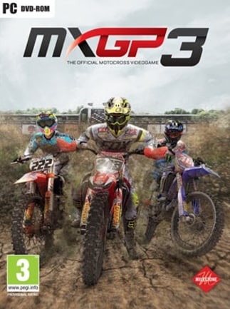 MXGP3 Steam Key GLOBAL