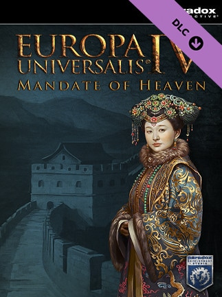 Europa Universalis IV: Mandate of Heaven Key Steam GLOBAL - G2A COM