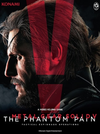 METAL GEAR SOLID V: The Phantom Pain Steam Key GLOBAL - box