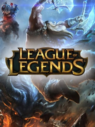 League of Legends Riot Points Riot NORTH AMERICA 1380 RP Key