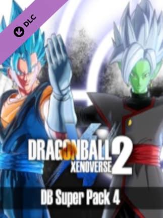 DRAGON BALL XENOVERSE 2 - Super Pack 4 Steam Gift GLOBAL