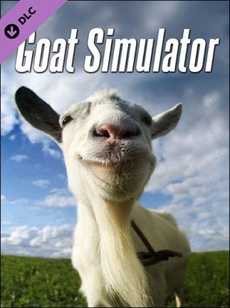 Goat Simulator: GoatZ Steam Key GLOBAL