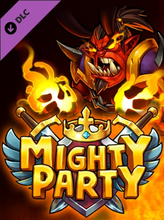 Mighty Party: Battle and Toads Pack Steam Key GLOBAL