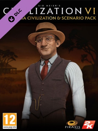 Sid Meier's Civilization VI - Australia Civilization & Scenario Pack (PC) - Steam Key - GLOBAL