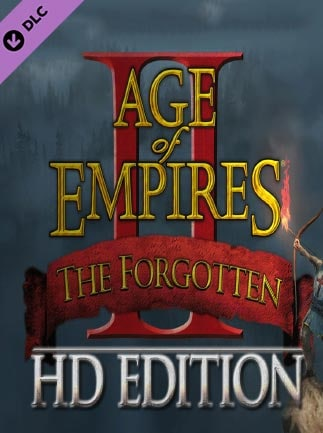 Age of Empires II HD: The Forgotten Key Steam GLOBAL - G2A COM