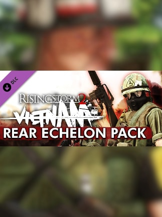 Rising Storm 2: Vietnam - Rear Echelon Cosmetic (DLC) - Steam Key - GLOBAL