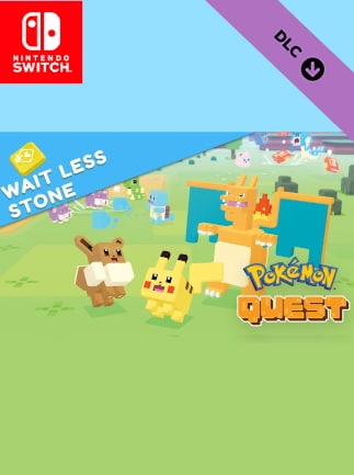 Pokémon Quest Wait Less Stone (DLC) - Nintendo Switch - Key EUROPE