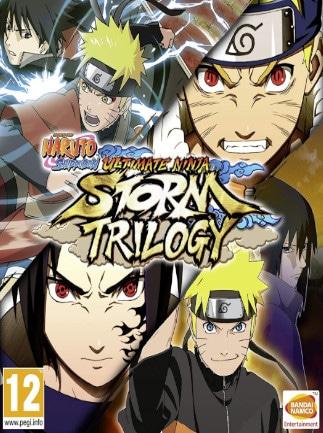 NARUTO SHIPPUDEN: Ultimate Ninja STORM Trilogy Steam PC Key GLOBAL