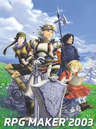 RPG Maker 2003 GLOBAL Key Steam