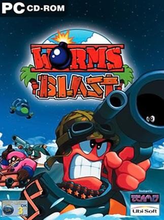 Worms Blast Steam Key GLOBAL