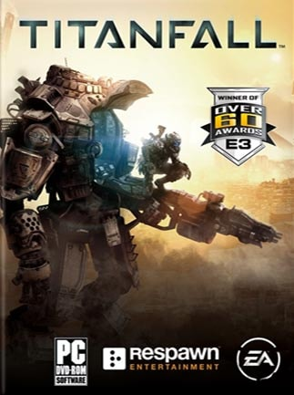 Titanfall Origin Key GLOBAL - box