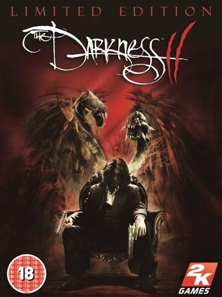 The Darkness II Limited Edition Steam Key GLOBAL - box