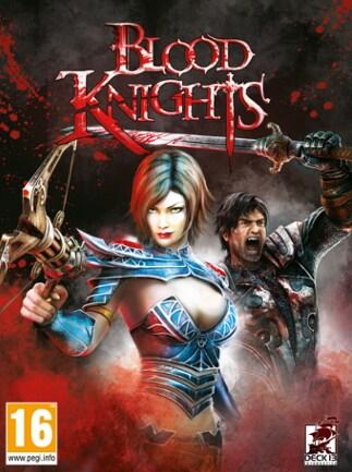 Blood Knights Steam Key GLOBAL