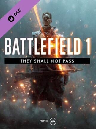 battlefield 1 they shall not pass origin global g2a com