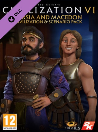 Civilization VI - Persia and Macedon Civilization & Scenario Pack Steam Key GLOBAL