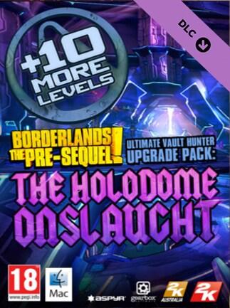 Borderlands: The Pre-Sequel Ultimate Vault Hunter Upgrade Pack: The Holodome Onslaught Steam Key GLOBAL