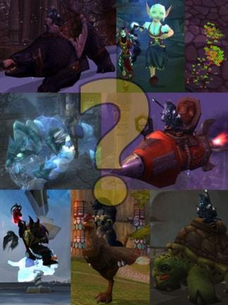 Warcraft LANDRO'S GIFT TCG Loot Code