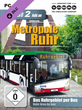 OMSI 2 Add-On Metropole Ruhr Steam Key GLOBAL - G2A COM