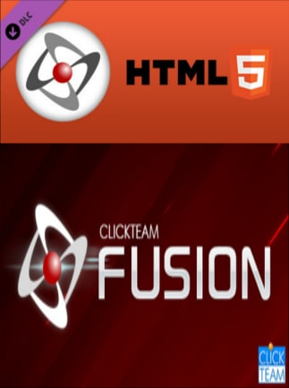 Clickteam Fusion 2.5 - HTML5 Exporter Steam Key GLOBAL