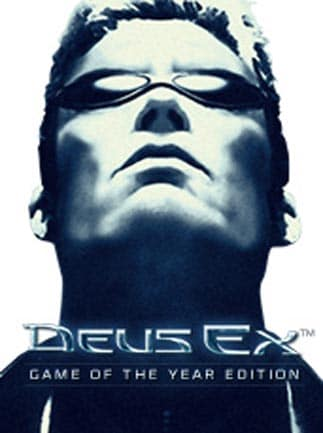 Image result for deus ex game of the year edition