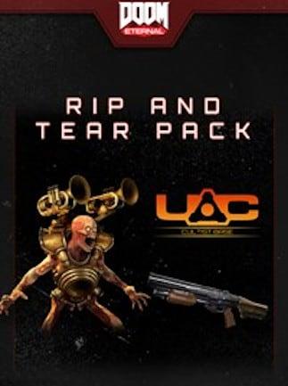 Doom Eternal Rip And Tear Pack Dlc Bethesda Key Europe