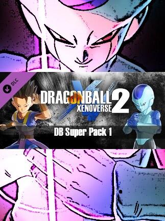 DRAGON BALL XENOVERSE 2 - DB Super Pack 1 Steam Gift GLOBAL