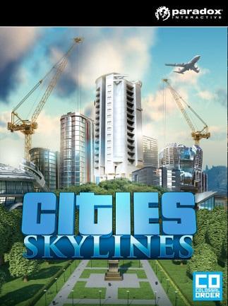Cities: Skylines Steam Key GLOBAL