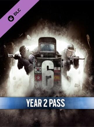 Tom Clancy's Rainbow Six Siege - Year 2 Pass Key PSN PS4