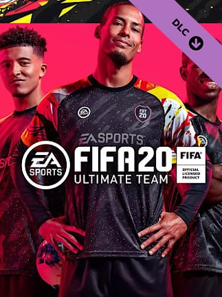 FIFA 20 Ultimate Team FUT 12 000 Points - PS4 PSN - Key SPAIN