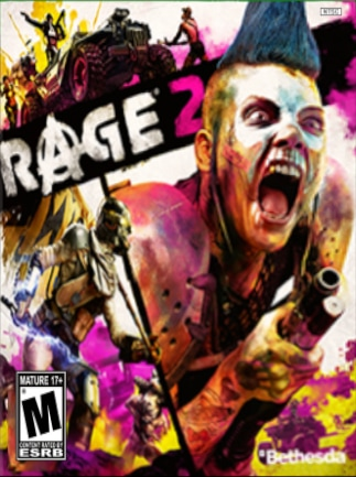 RAGE 2 Standard Edition VS Mad Max