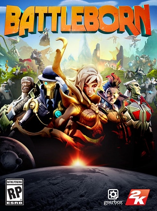 Battleborn Steam Key GLOBAL - box