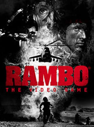 Rambo The Video Game Steam Key GLOBAL
