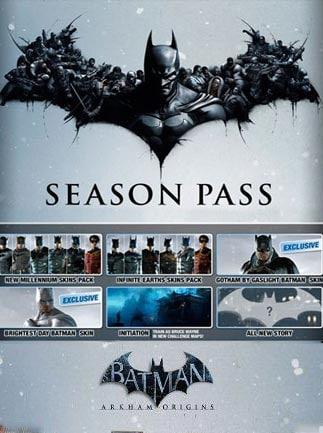 Batman: Arkham Origins - Season Pass Steam Key GLOBAL