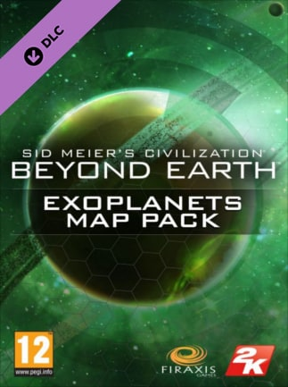 Civilization: Beyond Earth - Exoplanets Pack Steam Key GLOBAL