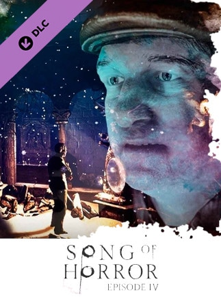 SONG OF HORROR Episode 4 (DLC) - Steam - Key GLOBAL