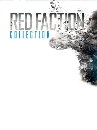 Red Faction Collection Steam Key GLOBAL - box